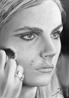 Andrej Pejic by SongYong