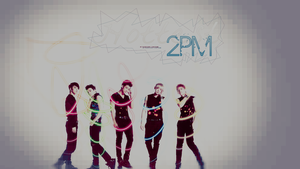 2PM Wallpaper by RozaChan