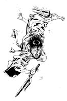 Blade of the Immortal Inks by devgear