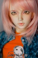 Face-up: Migidoll Jina by cats10
