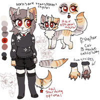 the Real holly ref by venomsnakes