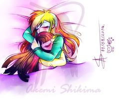 Twidash: Good night... by ShikimaAkemi