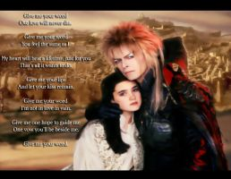 Labyrinth: Give Me Your Word by Kyukitsune