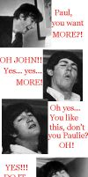 """A Beatles """"Meanwhile"""" Thing by RingosGirl64"""