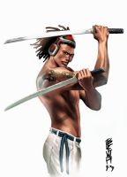 Caposamurai by blewh