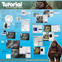 TUTORIAL PAINTING ENGLISH by Daniel-Velez