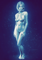 Cortana by velocitti