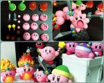 Kirby Spare Parts and other Kirby things by Quas-quas