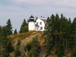 Bear Island Light 2010 by davincipoppalag