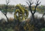 Swamp bot by Beaver-Skin