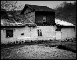 Old Watermill 3 by vodj