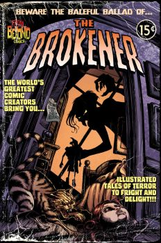 The Brokener Cover by kyle-roberts
