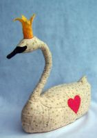Swan Promises by AngryBird