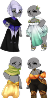 Outfit Adopts 001 by M1ssNautilus