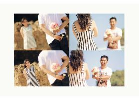 creative prewedding by vianvin