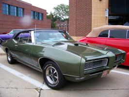 '68 Royal Pontiac G.T.O. by DetroitDemigod