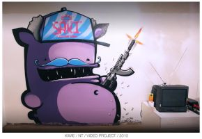TV by KIWIE-FAT-MONSTER
