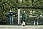 Levitating For The Bus by zifengw
