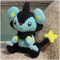 Luxio Teddy by Patchwork-Shark