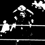 Aj Styles Black and White Wallpaper 2 by rosolinio
