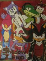 Welcome To The Chaotix by shadrougeforever