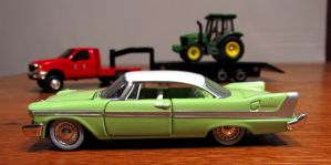M2 Machines 1958 Plymouth Belvidere by craftymore