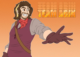 Team Arin by TheMunchbot