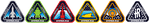 Thunderbirds Are Go Patches by FrankRT