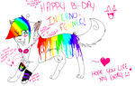 CONTEST ENTRY FOR INFEROFENNEC FINALLY!! by M0LTEN-R0SE