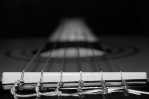 Guitar Perspective by laloxxx