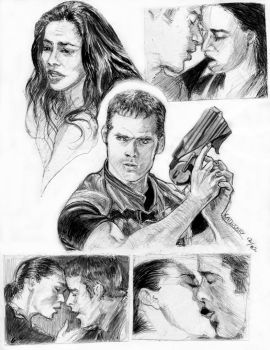 Farscape The Other John by Catluckey