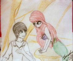 The Little Mermaid by TheIvoryPrincess