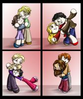 Chibi Cullens by TheChibis