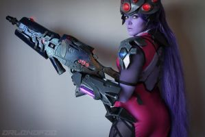 Widowmaker Cosplay by W0lfieRose