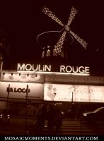 Moulin Rouge by MosaicMoments