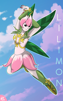 Come on, Lilimon! | G3! Style by G3Drakoheart-Arts