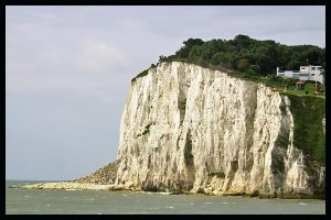 White cliffs of Dover by jimbomp44