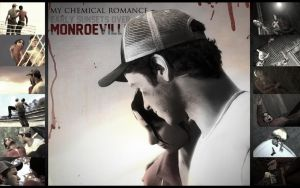Early Sunsets Over Monroeville (Left 4 Dead style) by ksaiy