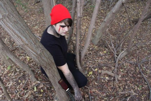 Blurryface Cosplay 4 by decaygirl13