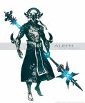 Aleph, the First Promethean. by IgnusDei