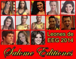 EEG leones 2014 by violetta122013
