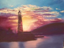 Sue's Lighthouse (sold) by ltuininga