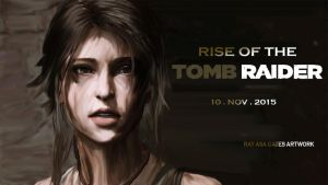 Rise Of The Tomb Raiders by RayAsaGates