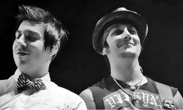 Synyster y Zacky. by MsAvenged7x