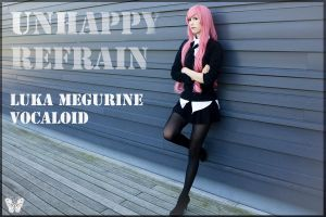 Unhappy Refrain Luka by white---butterfly