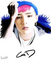 G-Dragon by tesorone