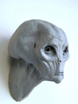 Grey Alien by AriadnaCanela1979
