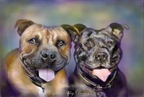 MAX and ALLY by Lynne-Abley-Burton