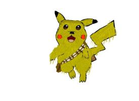 Pikachubacca by Ranch