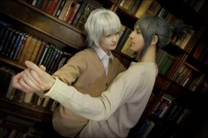 Shion and Nezumi: Dance me by general-kuroru